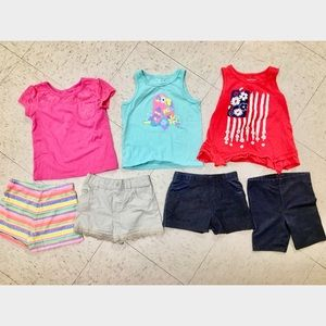 Other - Lot of girls summer clothes